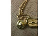 Versace pendent- brand new - OFFERS WELCOME