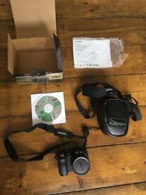 Fujifilm Finepix S2750 HD digital camera for sale with case and cables