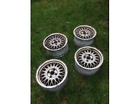 BBS alloy wheels 4x108