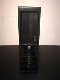 HP 4300 SFF PC, Intel Core i5 3570s, 8GB RAM, 240GB SSD, Windows 10 Professional