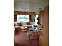"Stunning Static Caravan, No Site Fees Until 2018, Free 40"" TV And Xbox One, £247 Per Month!"