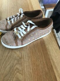 Micheal Kors shoes size 4 uk