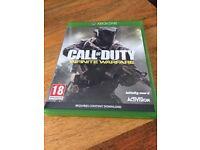 Xbox One Call of Duty (Infinite Warfare) Game