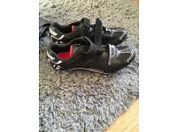 Mens Bontrager cycling shoes