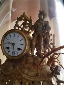 Japy feres ormulu clock