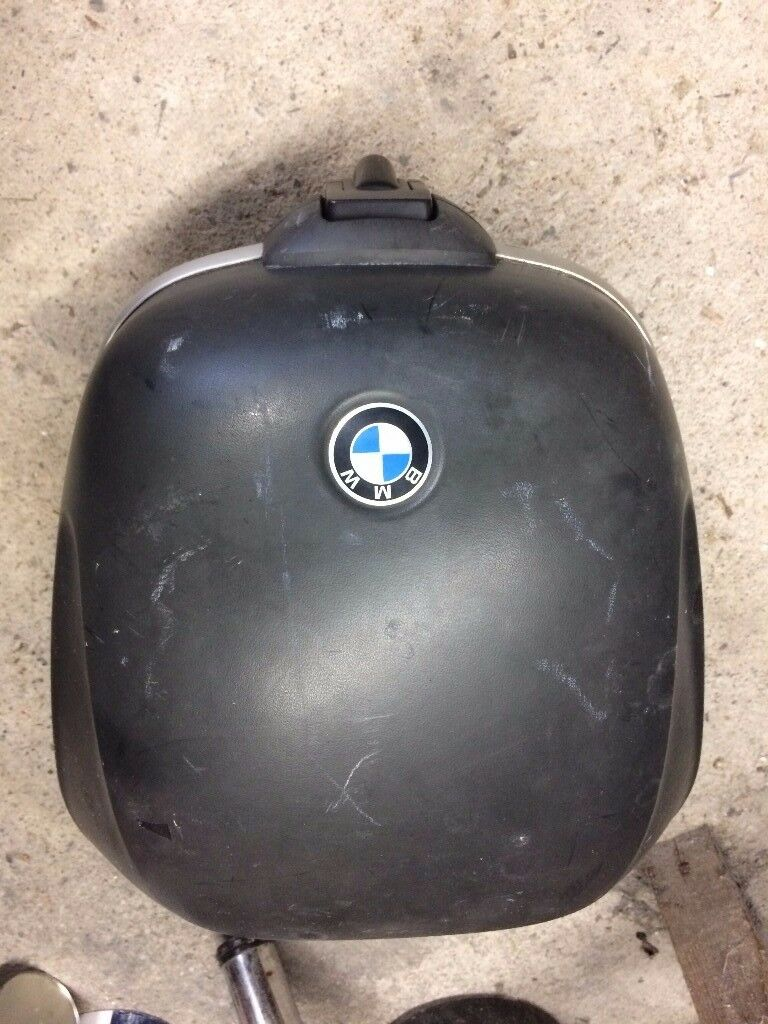 BMW Top Box Pannier - may fit F650GS