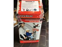 Weeride kangaroo bicycle child carrier
