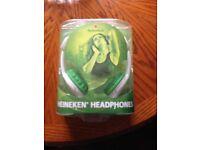 Heineken headphones