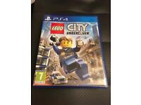 Lego city PS4 game