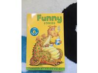 Funny Stories for 6 Year Olds VGC BOOK
