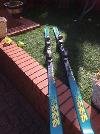 Pair of ski's
