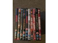 10x films £3 each or all for £20