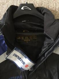 Suzuki Rain Suit waterproof