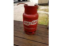 Bbq gas bottle