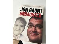 Jon Gaunt Undaunted