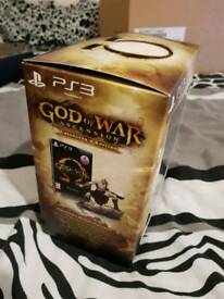 God of war ascension collectors edition ps3