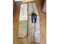 GENUINE ASYLUM SNOW BOARD HOLDALL