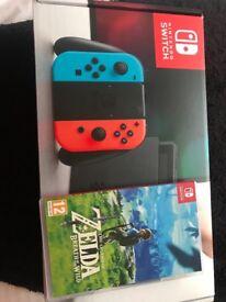 Nintendo Switch & Zelda