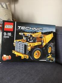 Lego Technic Rock Truck 42035 - Brand New