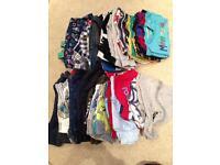 52 X items 3-6 months (jacket/shirts/tops/pyjamas/jeans/bottoms)