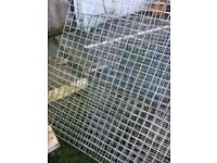 mesh weld heavy type fencing