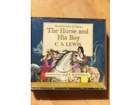 CD Chrinicles of Narnia The Horse and His Boy