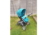 Mothercare roam pram / pushchair / carsear