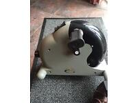Excersise peddle and foot machine