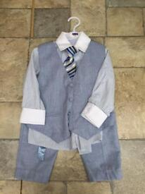 Wedding suit age 18-24 months