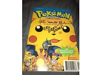 Pokemon signed magazines first movie