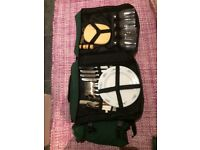 Luxury 4 person picnic rucksack