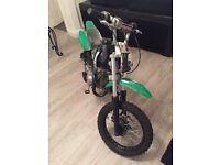 125cc Welsh pitbike