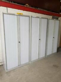 Metal 6ft tambour units (x6 in stock)