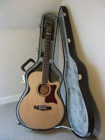 Tanglewood Sundance TW45 EGE Super Folk Electro Acoustic Guitar