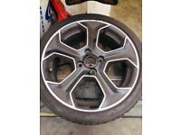 Ford fiesta st200 alloy