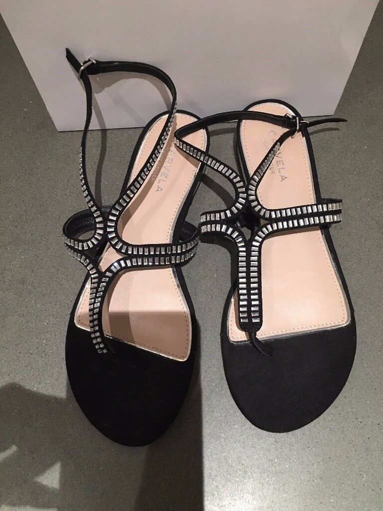 CARVELA Kurt Geiger flat sandals