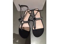 CARVELA Kurt Geiger flat sandals