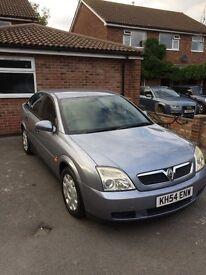 Vauxhall Vectra 1.8l Petrol. Good Runner. Full MOT.