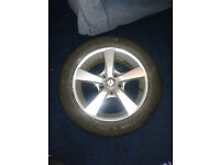 Mazda 3 rims with good tires 205/55 R16, 5×114.3 wheel fitment