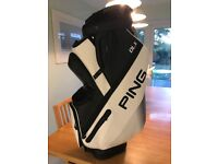 Ping DLX golf cart bag - brand new with tag