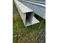 Steel lintel 2700mm long