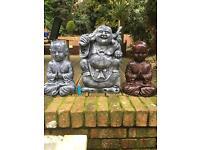 Boy Buddha statue 40cm tall