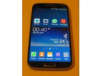 Samsung Galaxy S4 -i9505 unlocked may swap... £75 no offers
