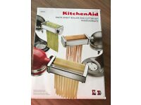 Kitchenaid Pasta attachments, used once