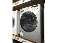 LG silver 8kg washing machine Direct Drive with 6 month warranty £200