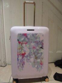 Bargain used Ted Baker medium size suitcase
