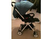 Baby buggy/pushchair