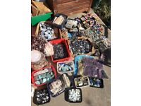 Mosaic tiles, tools, books etc for sale and free