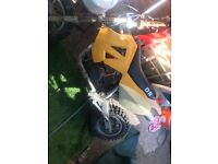 Mini moto for spares