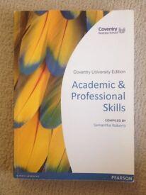 Academic & Professional Skills Book